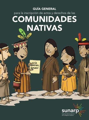COMUNIDADES NATIVAS