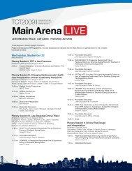 Main Arena LIVE