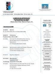 II SIMPOSIO DE INTERVENÇÃO - Papel Timbrado