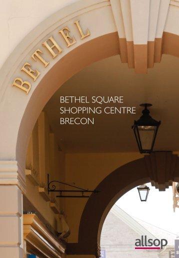 Bethel Square Shopping Centre BreCon - Allsop