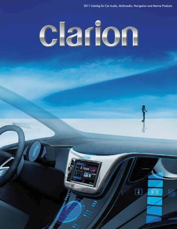 2011 Catalog for Car Audio, Multimedia, Navigation and Marine ...
