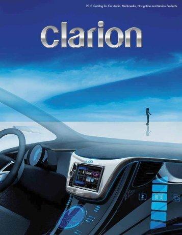 2011 Catalog for Car Audio, Multimedia, Navigation and Marine ...