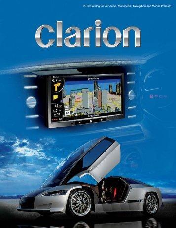2010 Catalog for Car Audio, Multimedia, Navigation and Marine ...