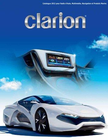 Catalogue 2012 pour Radio d'Auto, Multimédia, Navigation et ...