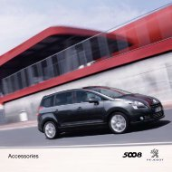 Accessories - The Co-operative Motor Group