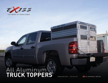 truck toppers - Exiss