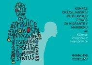 Kompas državljanskih in delavskih pravic za migrante v ... - Ljudmila