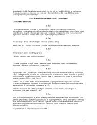 Na podlagi 9. in 20. ćlena Zakona o drułtvih (Ur. list RS, łt ... - Ljudmila