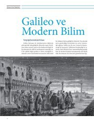 Galieo ve Modern Bilim