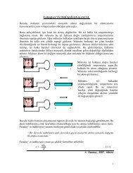faraday'ın indüksiyon kanunu