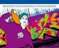 balesetek visszaszorítása a fiatalok körében - ULSS 20 Verona