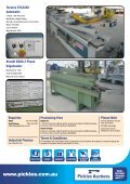 Cabinet Making Equipment - Pickles Auctions - Page 2
