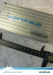 UP100 brochure:Layout 1.qxd - Prodrive