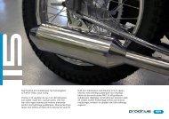 Nya Prodrive 115 ljuddämpare har homologated av FIM för 500cc ...