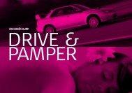 Drive & Pamper - Prodrive