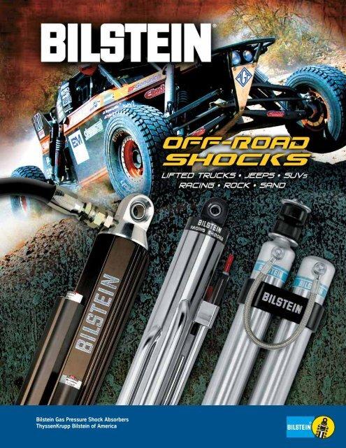 "Kit 2 Bilstein B8 5100 Rear 0-1/"" lift shocks for TOYOTA Sequoia 2WD//4WD 01-`07"