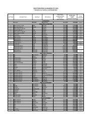 tarif catalogue selection pour la maison - cooploire