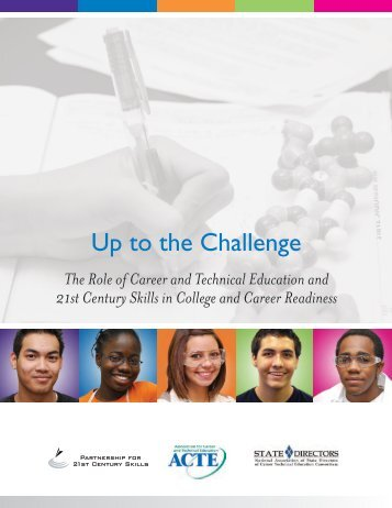Up to the Challenge - Perkins Collaborative Resource Network ...