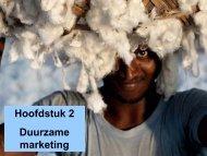 Hoofdstuk 2 Duurzame marketing - Pearson