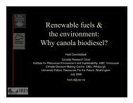 Download presentation - Canola Council of Canada