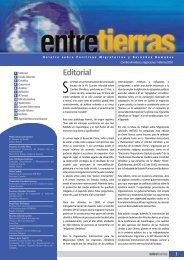 cambio climático y migraciones. - Flacso Andes