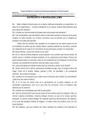 ENTREVISTA A MAGDALENA LEMA - Flacso Andes