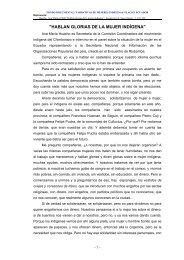 Ana María Huacho - Flacso Andes