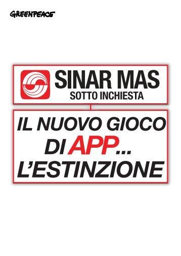 IL NUOVO GIOCO - Greenpeace Italia