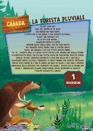 CANADA La foresta pluviale