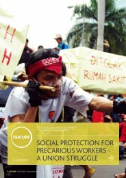 Social protection for precarious workers - International Metalworkers ...
