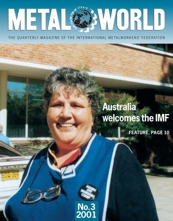 No.3 2001 - International Metalworkers' Federation