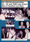 Nr.36 Juni 2002 - CDU-Kreisverband Frankfurt am Main - Page 2