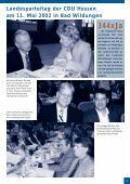 Nr.36 Juni 2002 - CDU-Kreisverband Frankfurt am Main - Page 5
