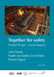 Together for safety - Industriall