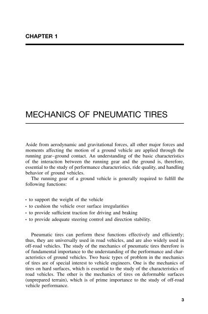 Theory of Pneumatic Tires part 1 pdf - Lotus Talk