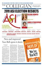 New and improved Taco Bell opens it doors - The Collegian