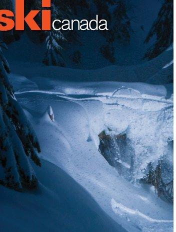 contents - Ski Canada Magazine