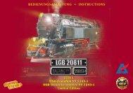 LGB 20811 - Champex-Linden