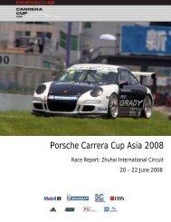 Porsche Carrera Cup Asia 2008