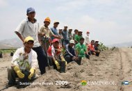 Sustainability Report 2009 - Camposol