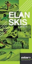 Brochure (PDF) - Elan Skis