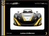 2-Eleven E-Brochure.indd - Lotus Cars Australia