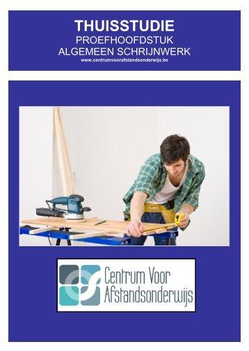 Centrum Voor Afstandsonderwijs - Ondernemersschool