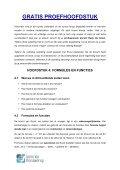 CURSUS EXCEL 2007 - Ondernemersschool - Page 6