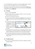 CURSUS EXCEL 2007 - Ondernemersschool - Page 7