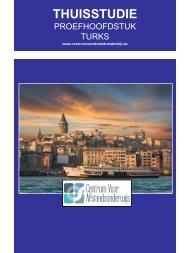 TURKS - Ondernemersschool