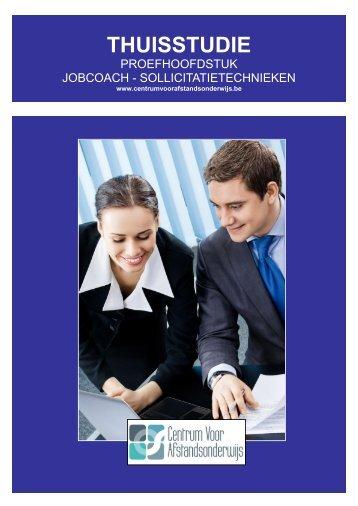 solliciteren kan je leren solliciteren kan je leren - Ondernemersschool