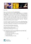 CURSUS PARAPSYCHOLOGIE - Ondernemersschool - Page 2
