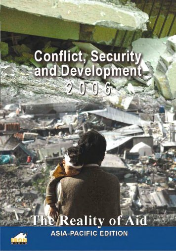 RoA Asia-Pacific Edition Report 2006 full version - Reality of Aid