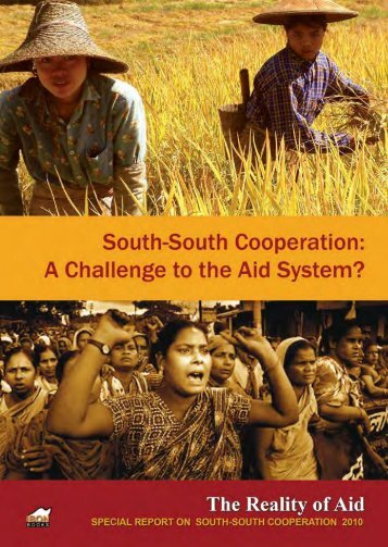 South-South Development Cooperation - Reality of Aid